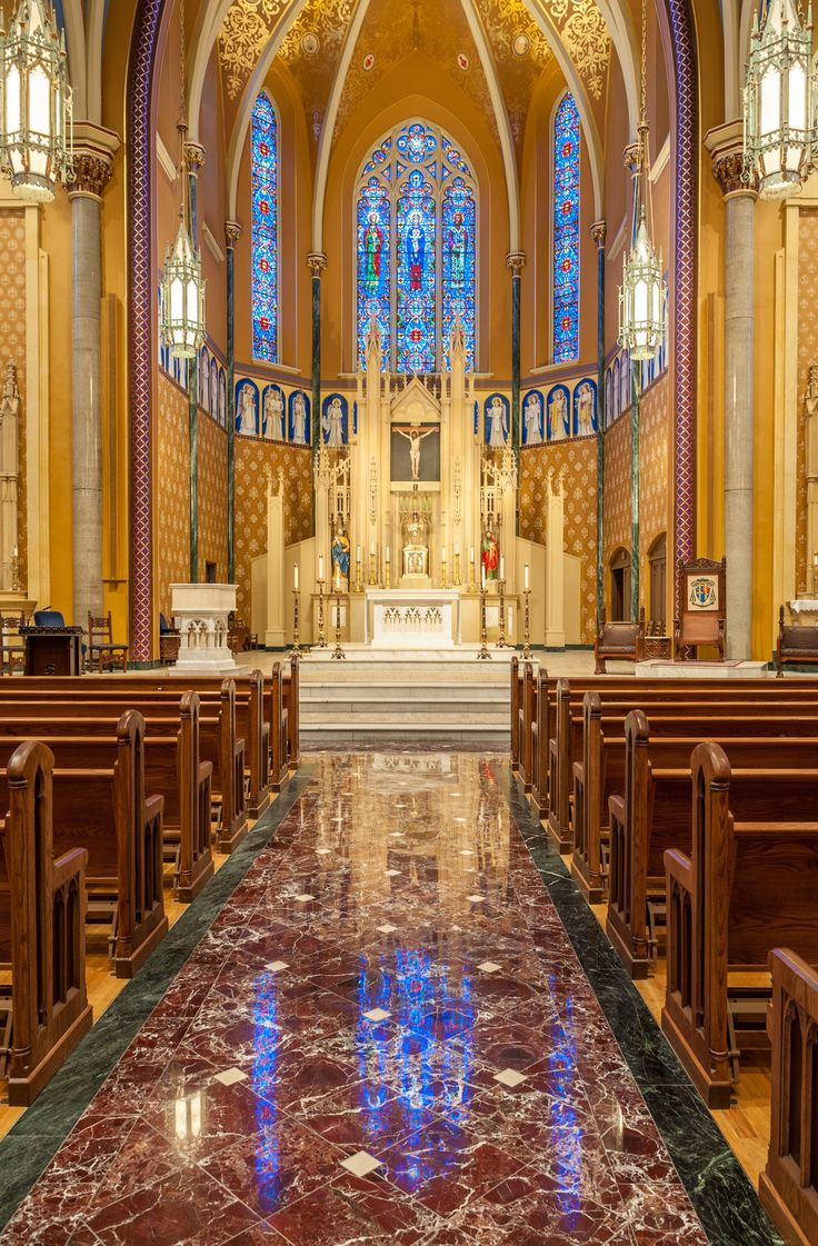 Cathedral of St. Mary, Peoria, IL