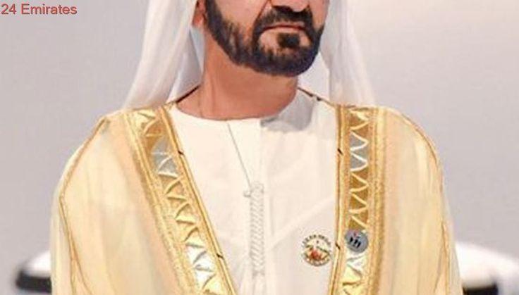Sheikh Mohammed has honoured an 82-year-old Emirati volunteer
