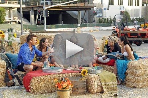 The Bachelor Season 19 Episode 2 Recap: Doin' it Tractor Style!