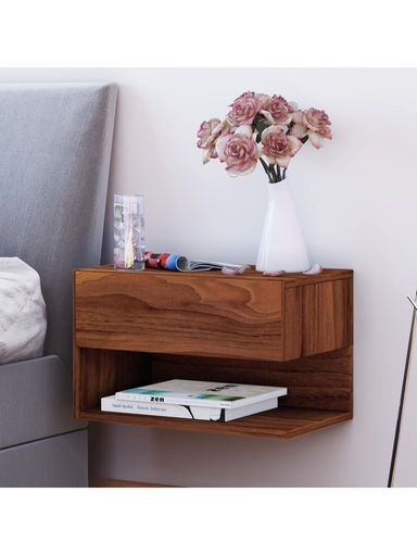 VCM wall-mounted bedside table Dormal
