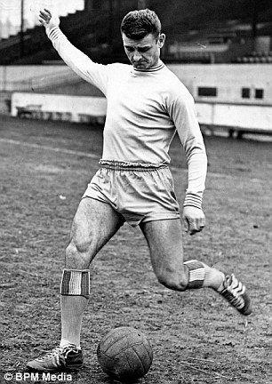 George Hudson - 1962-3 to 1965-6 Striker 129 Games 75 Goals
