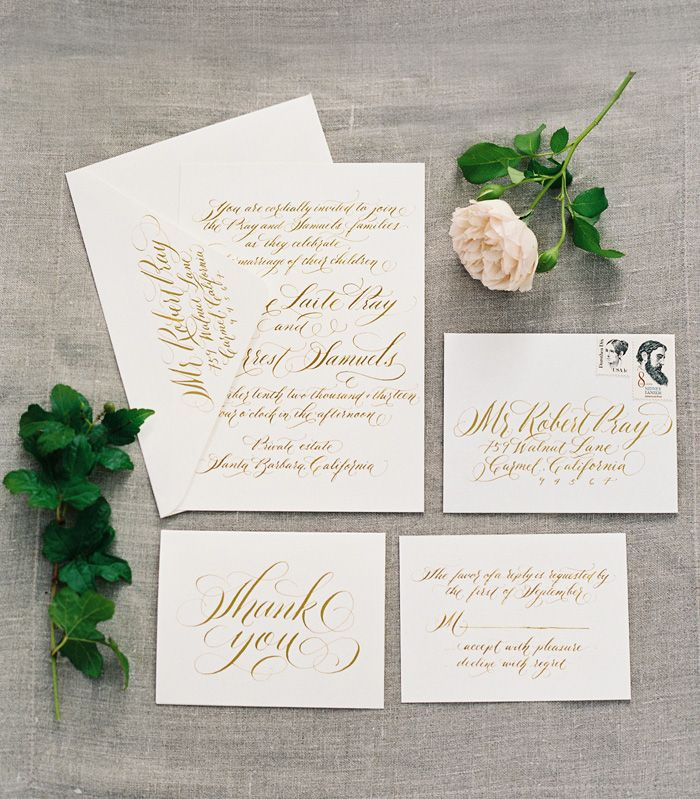 1000+ Images About Invitation Paper Gold On Pinterest