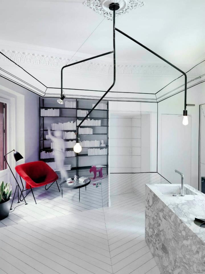How to Fit a Whole Apartment in Just 16sqm.