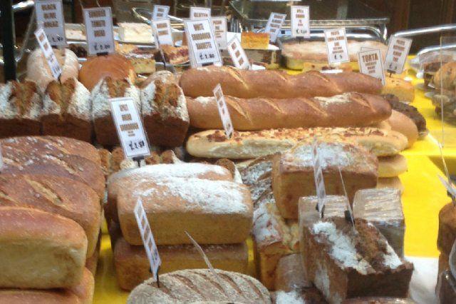 St Georges Market - Pain