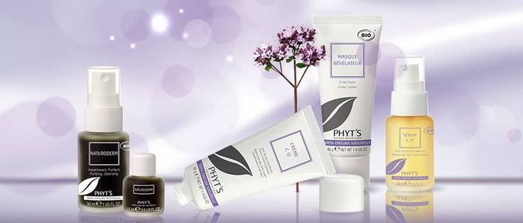 Bring your skin back to its natural condition with PHYT'S Balancing Collection…