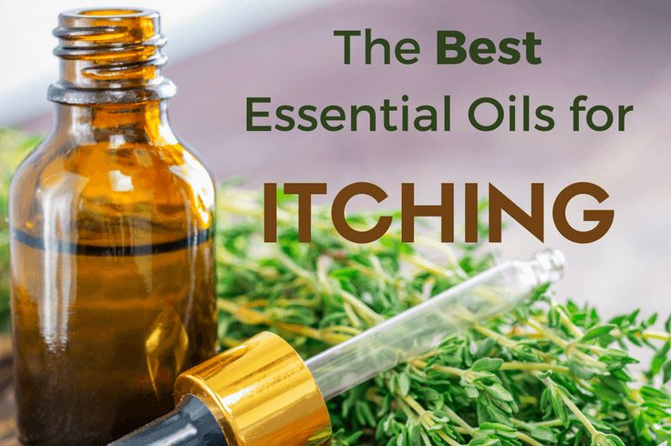 Essential Oil Experts lists the top essential oils for itching skin, including essential oils for jock itch and the most effective essential oil for an itchy scalp.