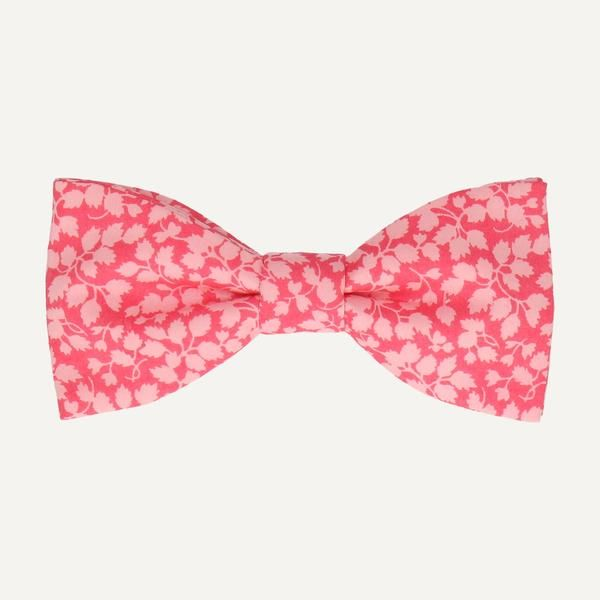 Coral/Pink in Liberty Fabric