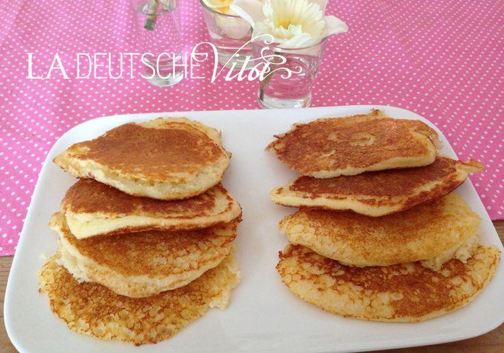 Sattmacher Pancakes | La deutsche Vita