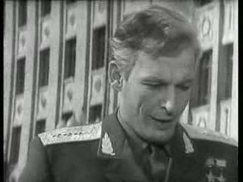 От героев былых времён кинофильм Офицеры - YouTube