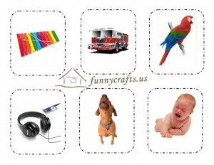 five senses activities for kids