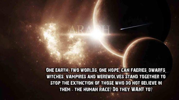 Do they want to? www.readarach.com #earth #worlds #hope #want#arach #fantasy