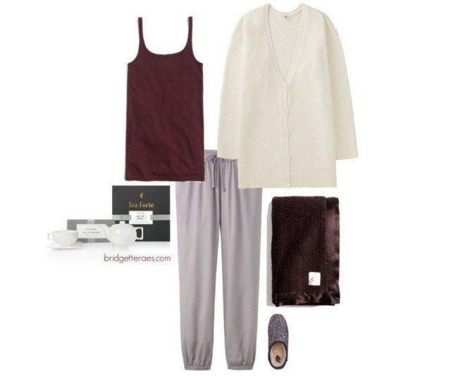 stylish loungewear for cozy nights in