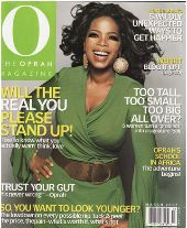 FREE O, The Oprah Magazine Subscription on http://hunt4freebies.com