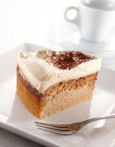 Receta de Pastel Frío de Café