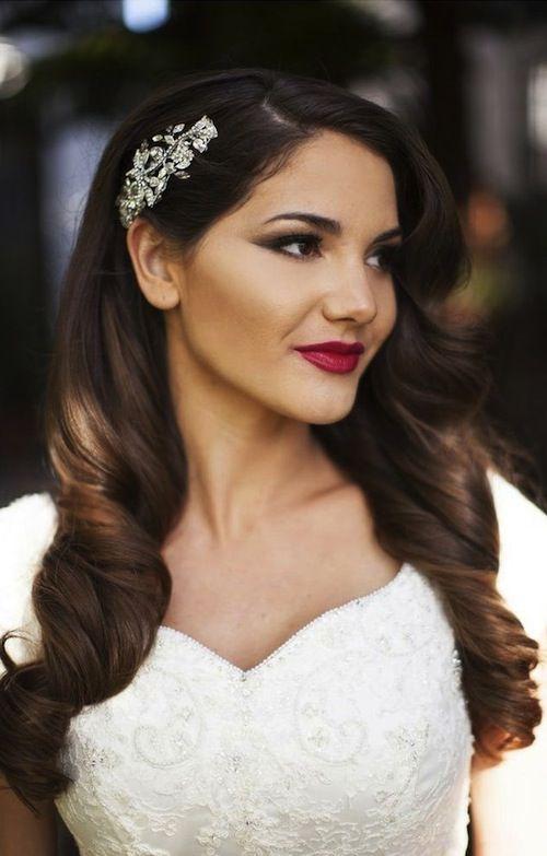 10 Secrets For Long Lasting Wedding Hair