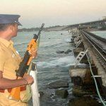 Security has beefed up for Pamban Bridge , following a bomb threat…