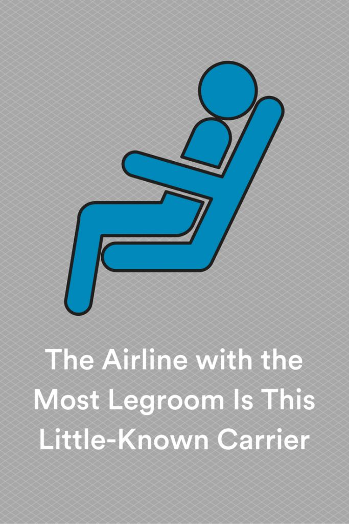 Given those uncertainties, we can identify only a few lines on which you can rely on an above-average pitch for any and all flights—and there's one clear winner for the title of the airline with the most legroom in North America.