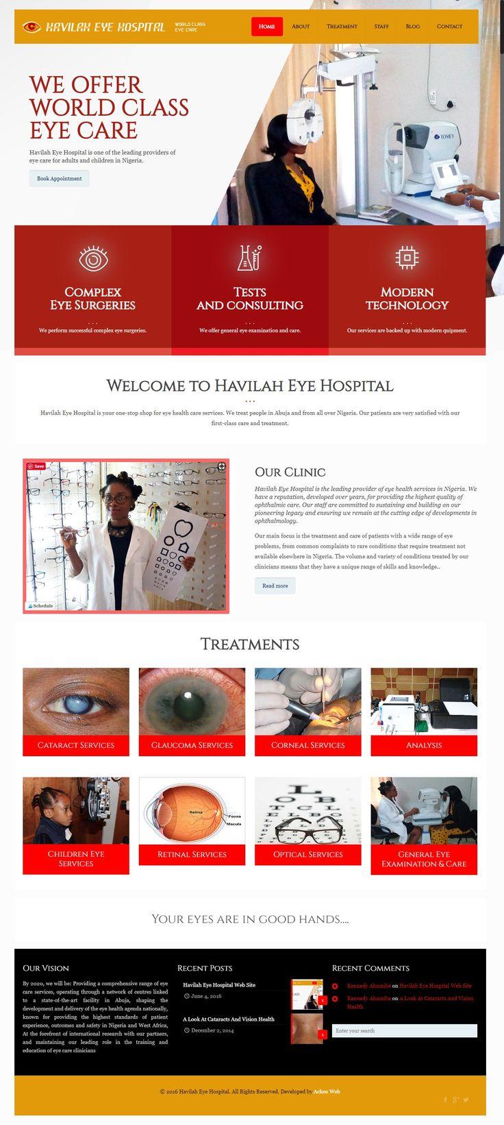 Havilah Eye Hospital Hospital, Clinic, Eye care