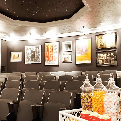 Home Theater Design Ideas Diy: Best 25+ Home Theater Seating Ideas On Pinterest