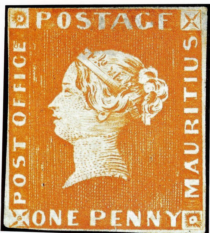 Mauritius - Post Office - 1p