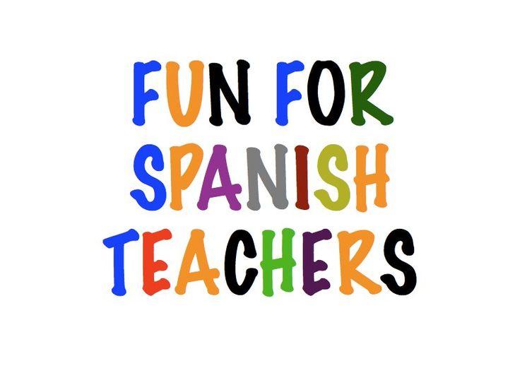 Fun for Spanish Teachers~ Great blog with fun, updated Spanish ideas.