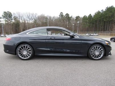 My dream car new mercedes benz s class s550 in raleigh for Leith mercedes benz raleigh