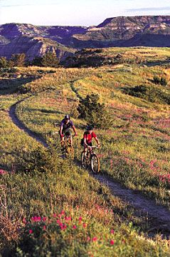 Maah Daah Hey Trail | International Mountain Bicycling Association