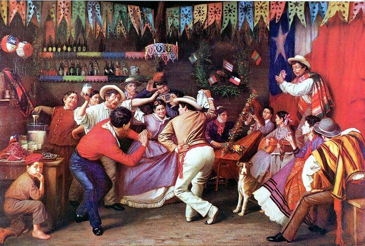 Zamacueca-Chile - de Manuel Antonio Caro....Cueca - Wikipedia, la enciclopedia libre