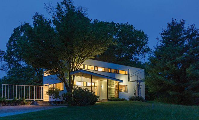 Boston Goes Bauhaus Architecture Design Bauhaus Historic New England