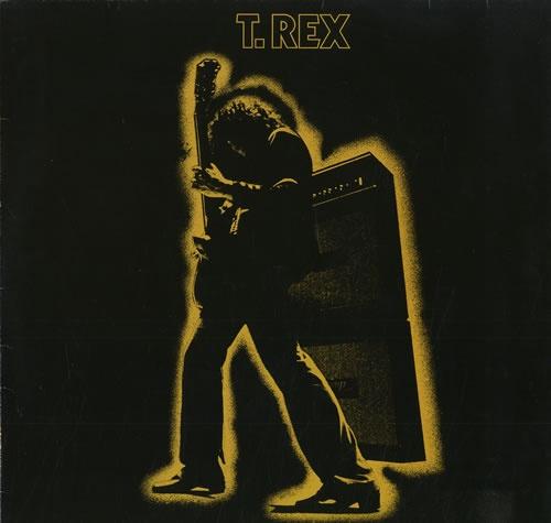 T. Rex - Electric Warrior. Best album cover everMusic Maniac, Fly 1971, Album Coverse Vinyls Post, Glam Rocks, Electric Warriors, 70S Album, Delicious Vinyls, Records Album, Greatest Album