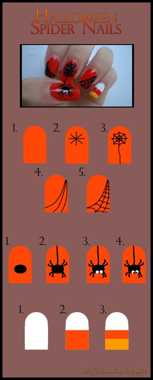 Crissie's mind: 7 Days of Halloween: Day 5 - Spiders + Tutorial