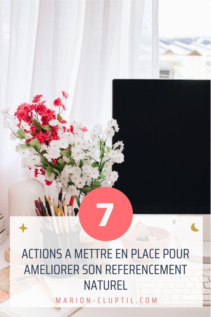 7 Jours Pour Gagner En Visibilite Grace Au Referencement Naturel In 2020 Web Seo Blog Web Blog