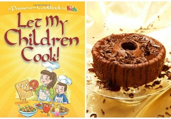 In the Joy of Kosher Kitchen with Let My Children Cook - and a Chance To Win Your Copy