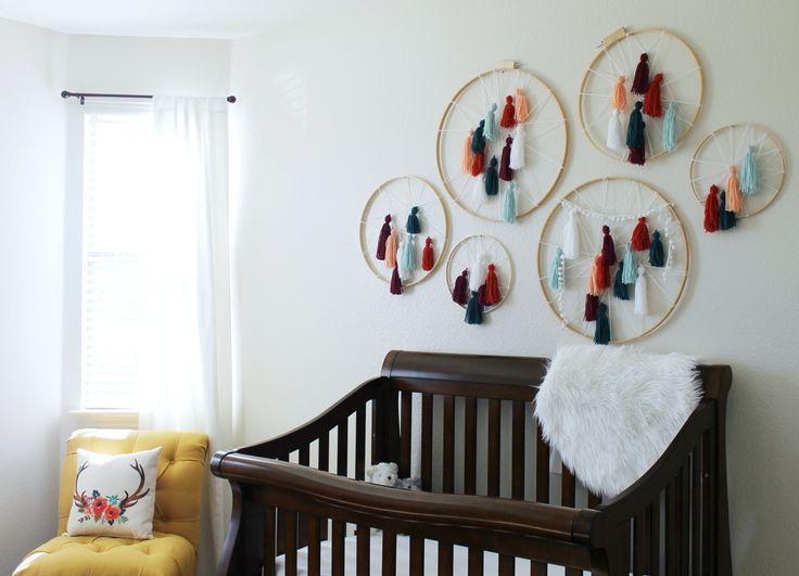 Wall Art Pictures best 25+ yarn wall art ideas on pinterest | yarn wall hanging, diy