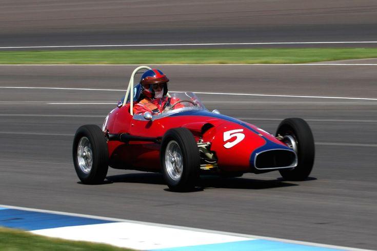 Hugh Ruthven ll, 59 Bandini Formula Junior