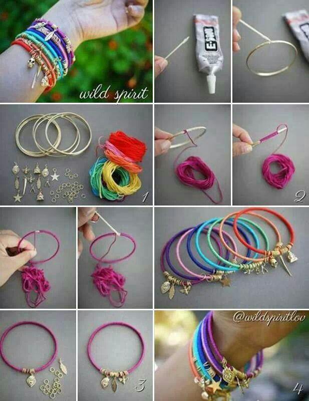 Nice idea for tarnished costume jewelry