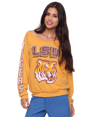 LSU! So need this when im cuddled up at the cold games!