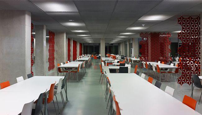 Piri Reis Üniversitesi Proje Tasarım: Kreatif Mimarlık Lokasyon : İstanbul Fotoğraf : Cemal Emden