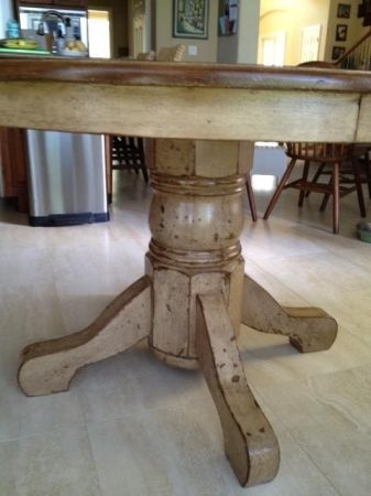 197 Best Painted Table And Chairs Images On Pinterest