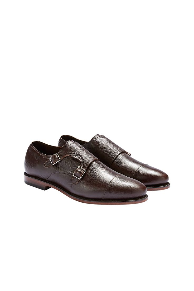 Buy a Allen Edmonds for Joseph Abboud Mora Brown Double Monk Strap Dress Shoes and other Dress at Joseph Abboud. Browse the latest styles and selection in men's clothing.