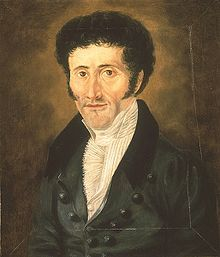 """E. T. A. Hoffmann, (1776–1822) author of """"The Nutcracker"""" and other fantastic stories."""