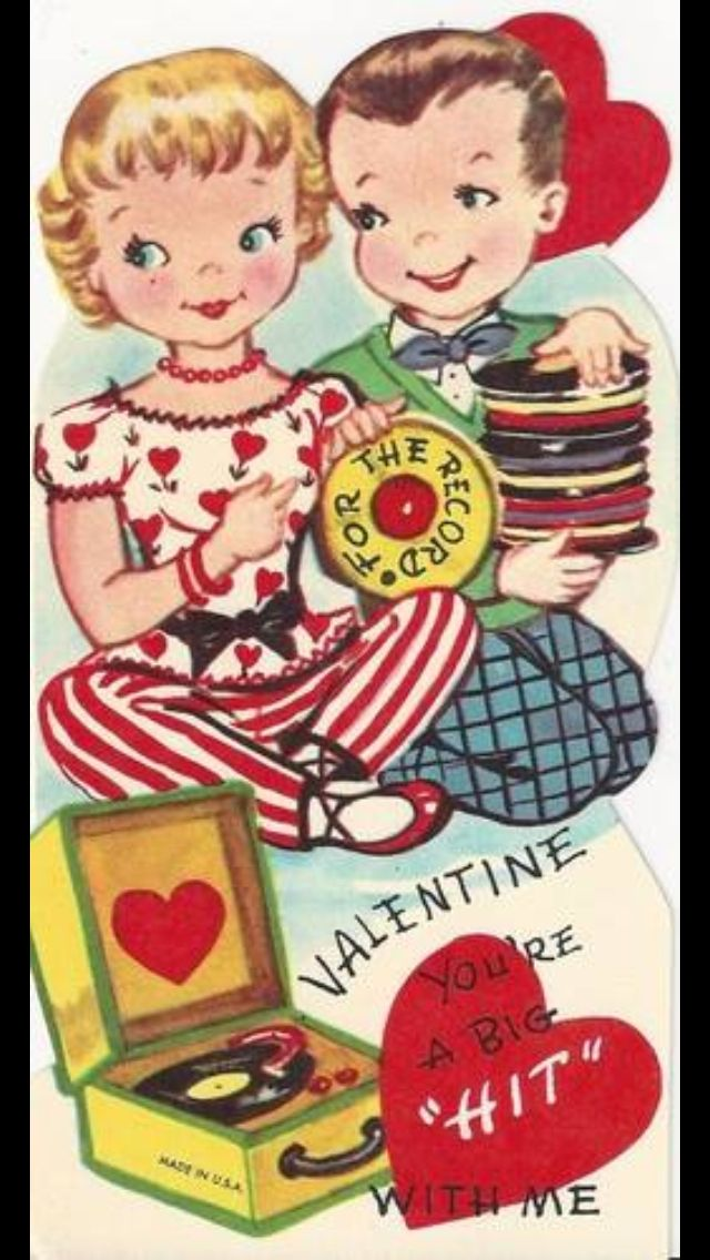 Cute valentine
