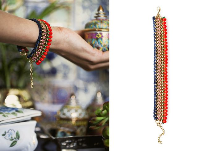 Nomatemba bracelet from 'The Fall' collection