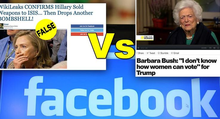Viral Fake Election News Outperformed Real News On Facebook In Final Months Of The Election