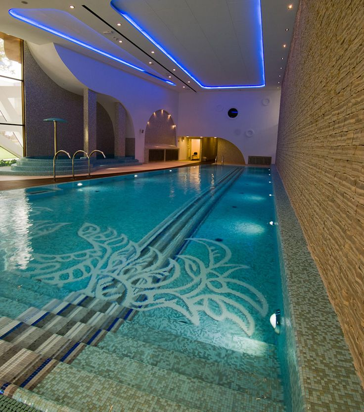 77 Best Images About Tiled And Stone Pool Inspirations On Pinterest Pewter Mosaics And Pools