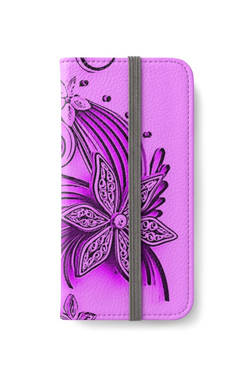 25% off iPhone Cases, Samsung Cases & iPhone Wallets. 20% off everything else. Use GOODGIFT  Pink and purple, floral design by cool-shirts Also Available as T-Shirts & Hoodies, Men's Apparels, Women's Apparels, Stickers, iPhone Cases, Samsung Galaxy Cases, Posters, Home Decors, Tote Bags, Pouches, Prints, Cards, Mini Skirts, Scarves, iPad Cases, Laptop Skins, Drawstring Bags, Laptop Sleeves, and Stationeries