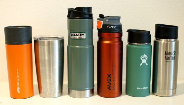 What Are the Best Insulated Travel Mugs? | Outside Online
