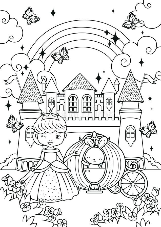 Pin By Sohayla Heba On Coloring Pages Coloring Pages Book Drawing Castle Coloring Page