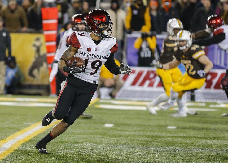 2017 NFL Draft Profile San Diego State RB Donnel Pumphrey