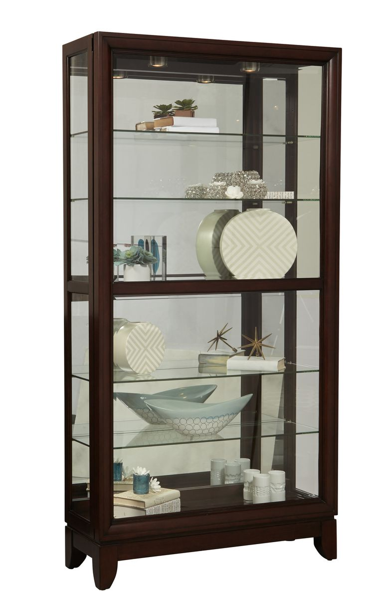 Awesome Pulaski Kensington Display Cabinet